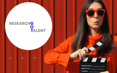 Congratulations to the 2021 Research Got Talent Winners